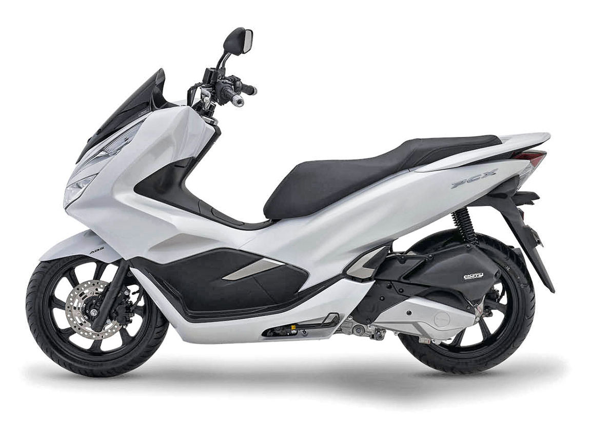 scooter honda pcx 125 urban moto. Black Bedroom Furniture Sets. Home Design Ideas